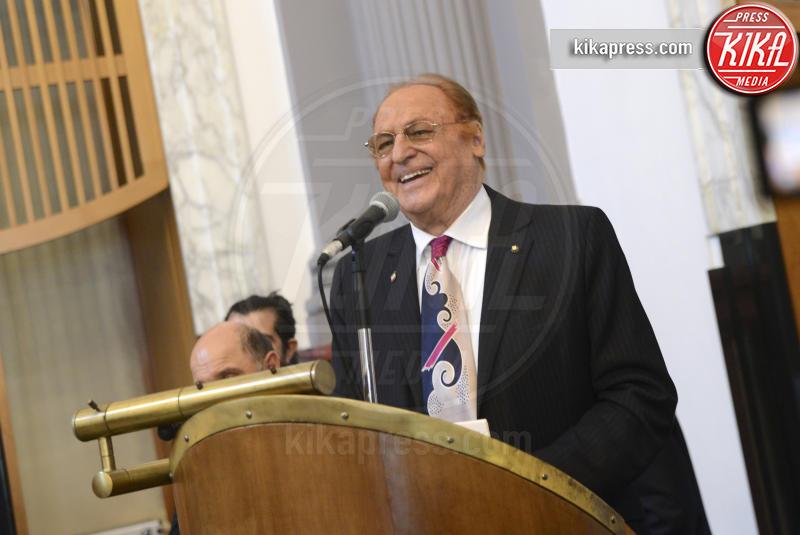 Renzo Arbore - Napoli - 03-04-2017 - Totò, a 50 anni dalla sua morte, si laurea alla Federico II