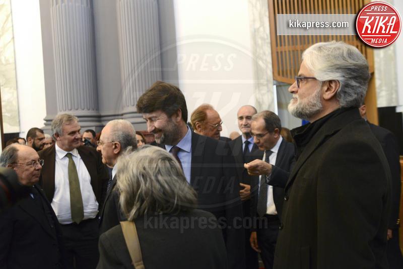Dario Franceschini, Luigi De Magistris - Napoli - 03-04-2017 - Totò, a 50 anni dalla sua morte, si laurea alla Federico II