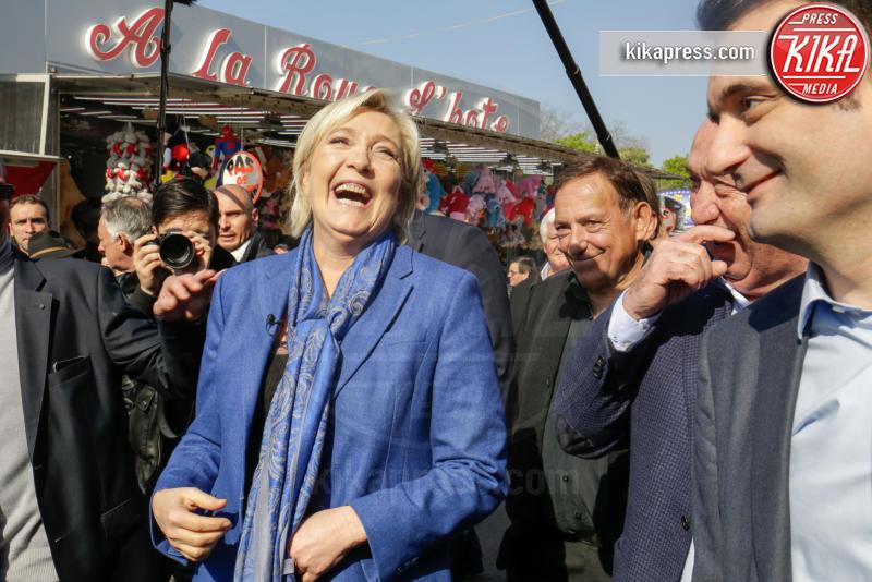 Marine Le Pen - Parigi - 07-04-2017 - Venezia 75: il duro attacco di Spike Lee a Matteo Salvini