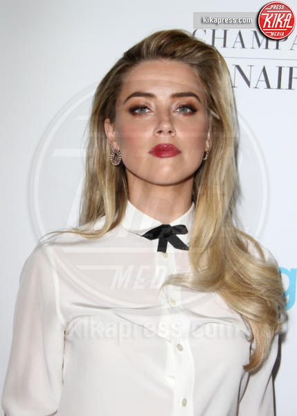 Amber Heard - Los Angeles - 07-04-2017 - Sean Penn e Amber Heard, il nuovo amore di Hollywood