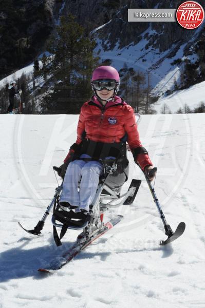 Bebe Vio - Cortina d'Ampezzo - 08-04-2017 - Bebe Vio: sciatrice provetta sulle nevi di Cortina