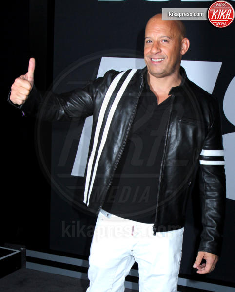 Vin Diesel - New York - 08-04-2017 - Il re del box office? Per Forbes è proprio lui!