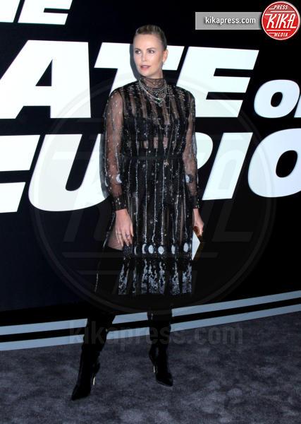 Charlize Theron - New York - 08-04-2017 - Charlize Theron è tornata in forma smagliante: ecco come
