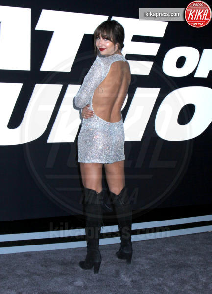 Jackie Cruz - New York - 08-04-2017 - Fast and Furious 8:Rosie Huntington Whiteley sfoggia il pancione