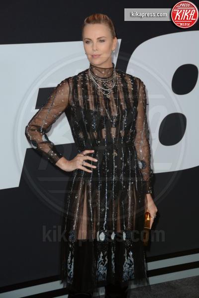 Charlize Theron - New York - 09-04-2017 - Charlize Theron è tornata in forma smagliante: ecco come