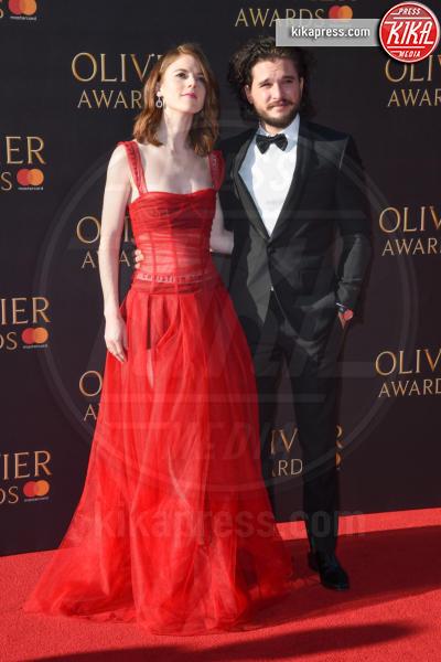 Kit Harington, Rose Leslie - Londra - 09-04-2017 - Non solo royal wedding. Preparatevi a una pioggia di nozze vip