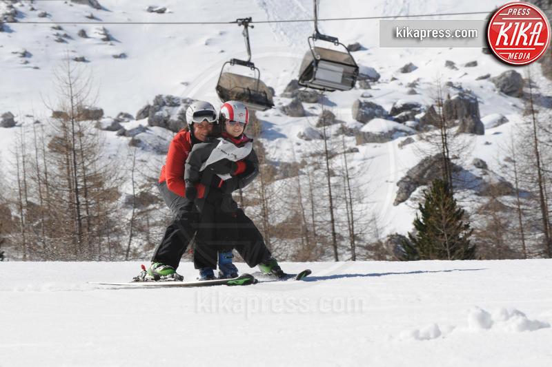 Art4sport - Cortina - 09-04-2017 - Bebe Vio: sciatrice provetta sulle nevi di Cortina