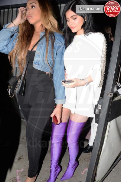 Jordyn Woods, Kylie Jenner - Los Angeles - 12-04-2017 - Kylie Jenner: quando gli amici NON sono un tesoro
