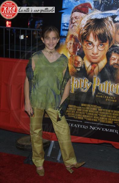 Emma Watson - New York - 11-11-2001 - Emma Watson a un passo dai trenta! Auguri Hermione