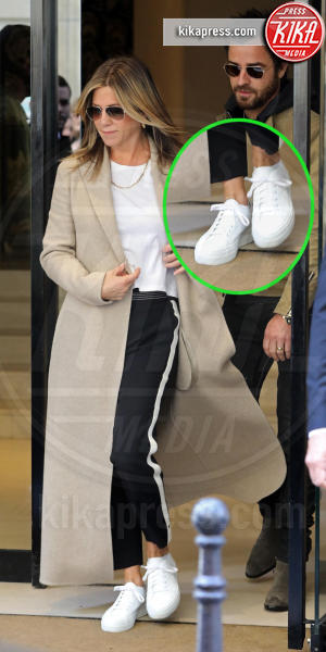 Justin Theroux, Jennifer Aniston - Parigi - 12-04-2017 - Le scarpe preferite di Kate Middleton? Sono italiane