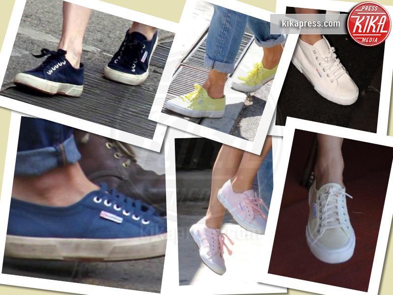 Superga - 15-04-2017 - Da Torino con furore: le Superga sono le scarpe delle star
