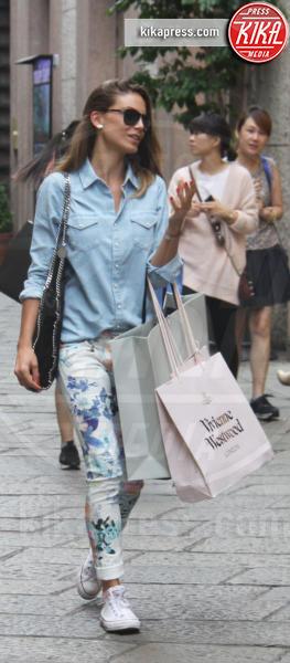 Nina Senicar - Milano - 18-09-2014 - Le scarpe preferite di Kate Middleton? Sono italiane
