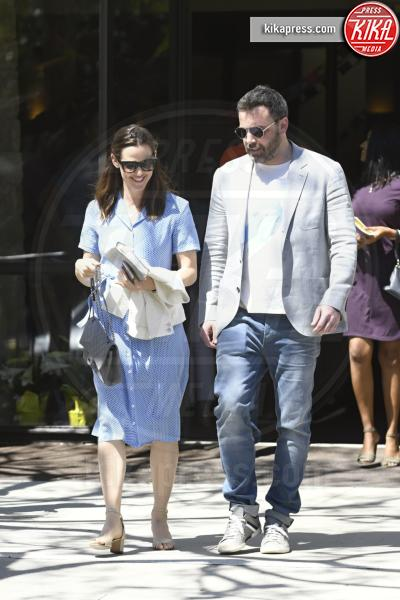 Jennifer Garner, Ben Affleck - Brentwood - 16-04-2017 - Ben Affleck-Jen Garner: Pasqua insieme nonostante il divorzio