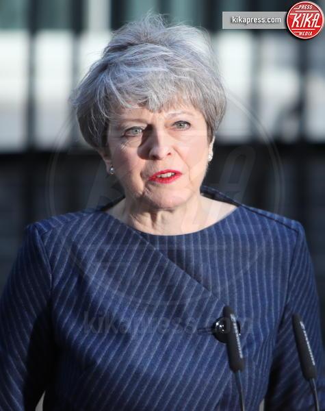 Theresa May - Londra - 18-04-2017 - Top 100 più influenti: tanta Hollywood, c'è anche un italiano
