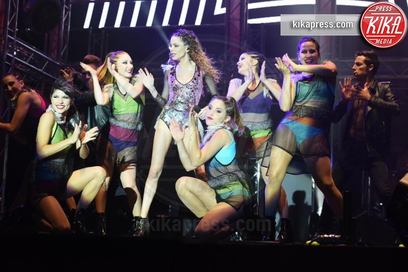 Martina Stoessel - Berlino - 18-04-2017 - Martina Stoessel in tour: Violetta è diventata grande e... sexy!
