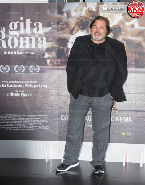 Stefano Ambrogi - Roma - 18-04-2017 - Claudia Cardinale si fa Una Gita a Roma
