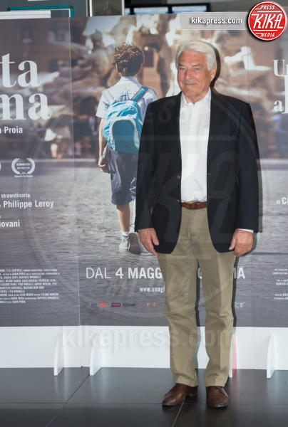 Helmut Hagen - Roma - 18-04-2017 - Claudia Cardinale si fa Una Gita a Roma