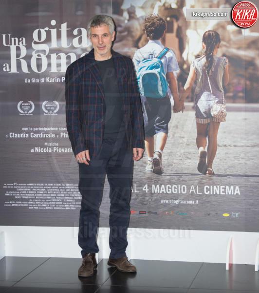 Raffaele Buranelli - Roma - 18-04-2017 - Claudia Cardinale si fa Una Gita a Roma