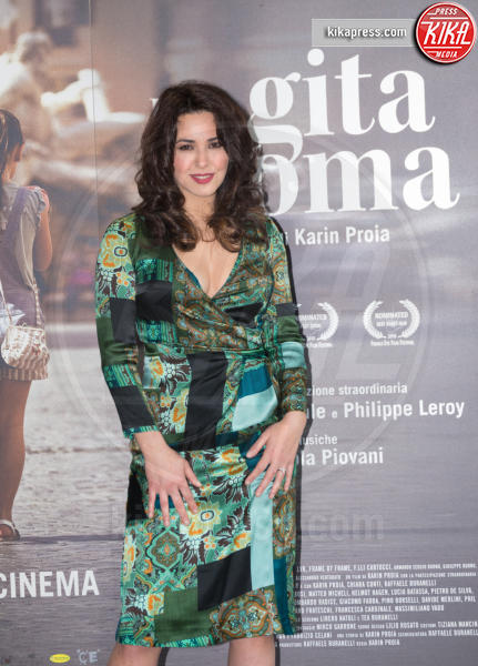 Karin Proia - Roma - 18-04-2017 - Claudia Cardinale si fa Una Gita a Roma