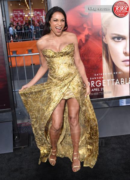 Rosario Dawson - Hollywood - 18-04-2017 - Katherine Heigl, un figurino a quattro mesi dal parto