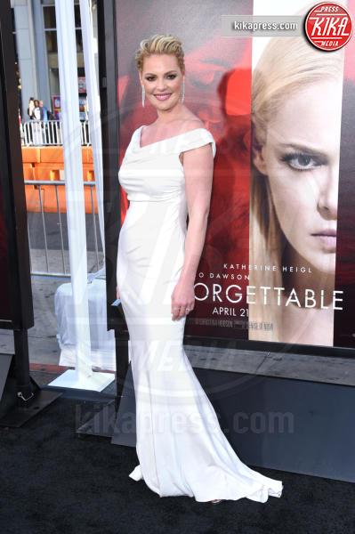 Katherine Heigl - Hollywood - 18-04-2017 - Katherine Heigl, un figurino a quattro mesi dal parto