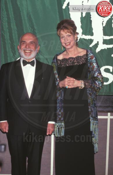 Re Hussein I di Giordania, Noor di Giordania - New York - 31-03-1997 - Meghan Markle, la prossima