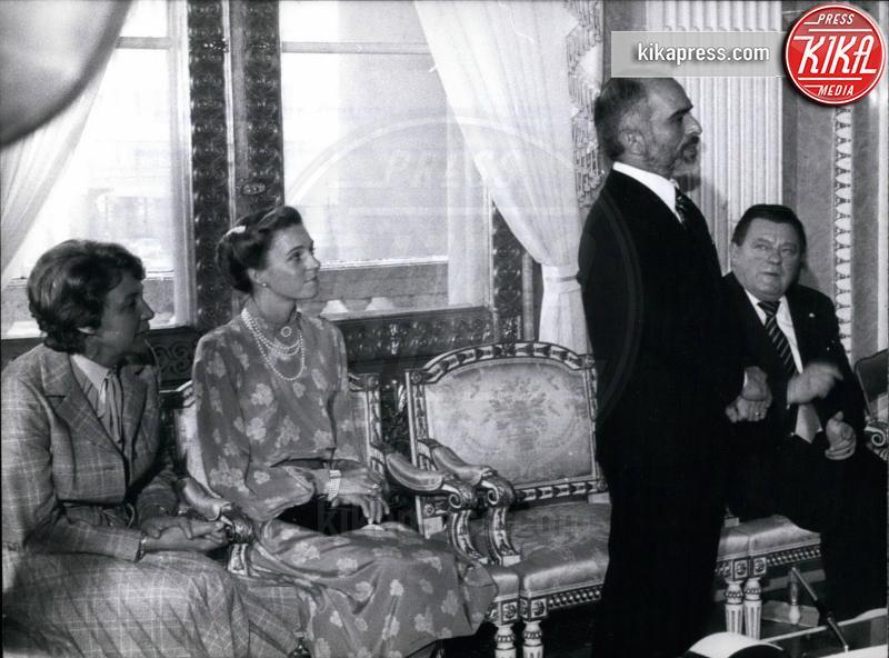 Re Hussein I di Giordania, Noor di Giordania - 02-01-1960 - Meghan Markle, la prossima