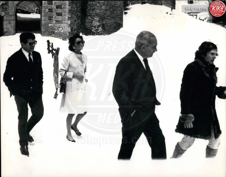 Stanislaw Albrecht Radziwill, Lee Radziwill, Roman Polanski - 07-01-1960 - Meghan Markle, la prossima