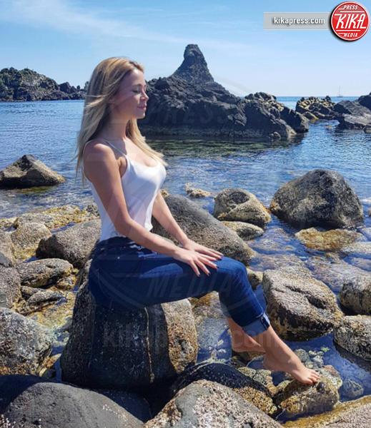 Diletta Leotta - Los Angeles - 19-04-2017 - Giorno, sera, mare: Diletta Leotta è sempre al top!