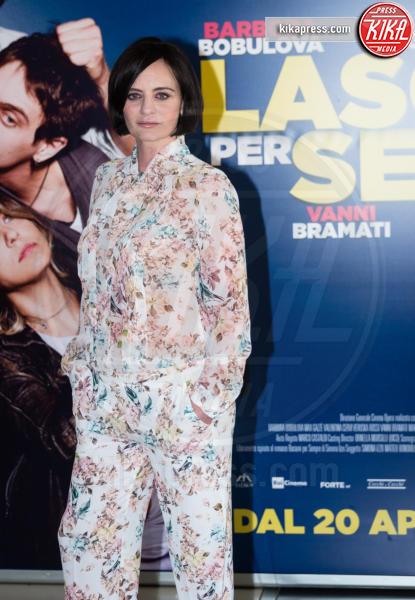 veruska rossi - Roma - 19-04-2017 - Myriam Catania, che pancione alla prima di Lasciami per sempre
