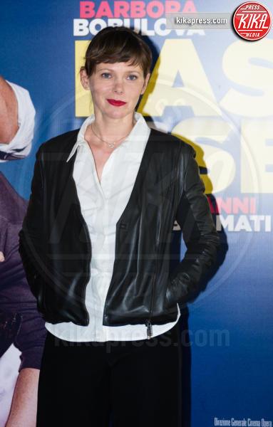Barbora Bobulova - Roma - 19-04-2017 - Myriam Catania, che pancione alla prima di Lasciami per sempre