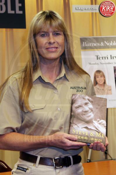 Terri Irwin - New York - 05-11-2007 - Le star che non sapevi fossero rimaste vedove da giovani