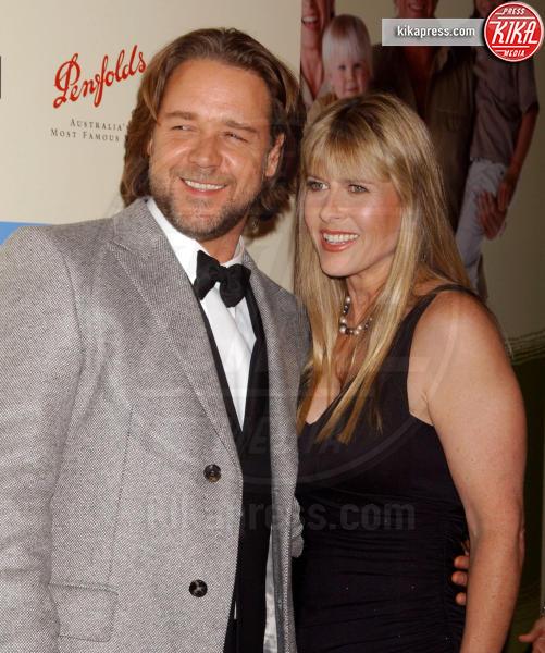 Terri Irwin, Russell Crowe - Century City - 13-01-2007 - Russell Crowe: il ranch diventa maxi per amore di Terri Irwin