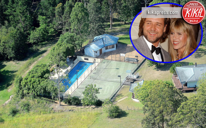 ranch Russell Crowe - Nana Glen - 09-02-2017 - Russell Crowe: il ranch diventa maxi per amore di Terri Irwin