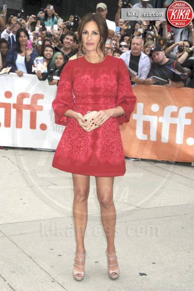 Julia Roberts - Toronto - 09-09-2013 - Julia Roberts: i suoi look migliori sul red carpet