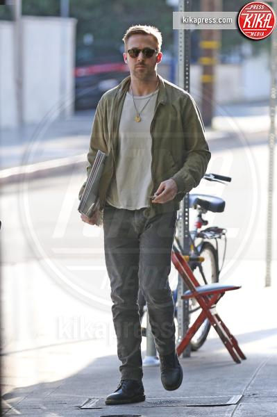 Ryan Gosling - Los Angeles - 19-04-2017 - Ryan Gosling - Justin Theroux: il pranzo dei sex symbol