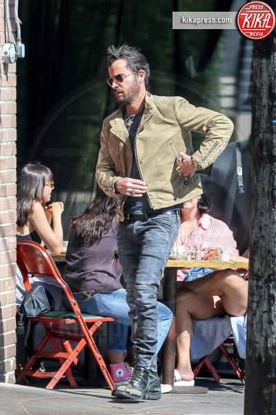 Justin Theroux - Los Angeles - 19-04-2017 - Ryan Gosling - Justin Theroux: il pranzo dei sex symbol
