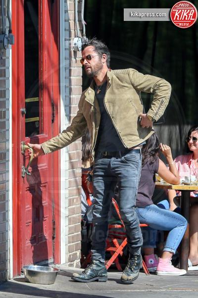 Justin Theroux - Los Angeles - 19-04-2017 - Ryan Gosling - Justin Theroux: il pranzo dei sex symbol
