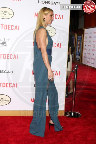Gwyneth Paltrow - Los Angeles - 21-01-2015 - Chiara Ferragni, The blonde salad goes to... sideboob!