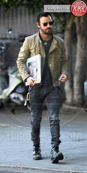 Justin Theroux - Los Angeles - 20-04-2017 - Ryan Gosling - Justin Theroux: il pranzo dei sex symbol