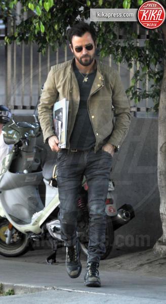 Justin Theroux - Los Angeles - 20-04-2017 - Ryan Gosling - Justin Theroux: il pranzo dei sex symbol