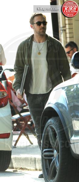 Ryan Gosling - Los Angeles - 20-04-2017 - Ryan Gosling - Justin Theroux: il pranzo dei sex symbol