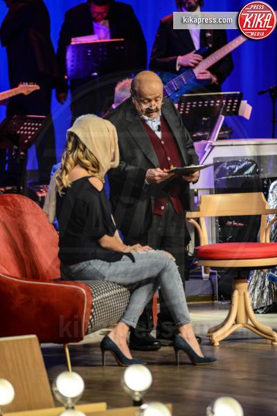 Gessica Notaro, Maurizio Costanzo - Roma - 19-04-2017 - Il coraggio di Gessica Notaro commuove il Maurizio Costanzo Show