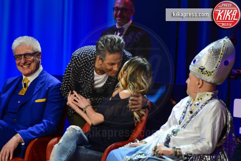Gessica Notaro, Rosario Fiorello - Roma - 19-04-2017 - Il coraggio di Gessica Notaro commuove il Maurizio Costanzo Show