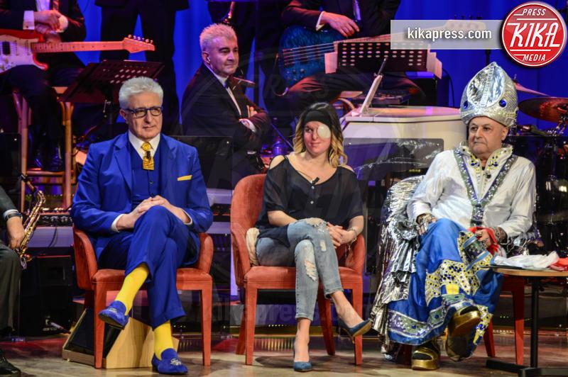 Gessica Notaro - Roma - 19-04-2017 - Il coraggio di Gessica Notaro commuove il Maurizio Costanzo Show