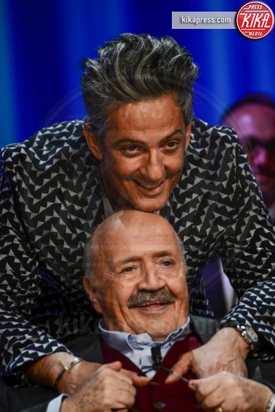 Maurizio Costanzo, Rosario Fiorello - Roma - 19-04-2017 - Il coraggio di Gessica Notaro commuove il Maurizio Costanzo Show