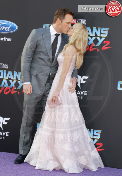 Anna Faris, Chris Pratt - Los Angeles - 19-04-2017 - Chris Pratt si sposa: arriva il commento dell'ex Anna Faris
