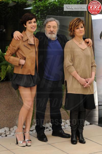 Gianni Amelio, Micaela Ramazzotti, Giovanna Mezzogiorno - Roma - 20-04-2017 - La tenerezza: svetta il trio Ramazzotti-Germano-Mezzogiorno