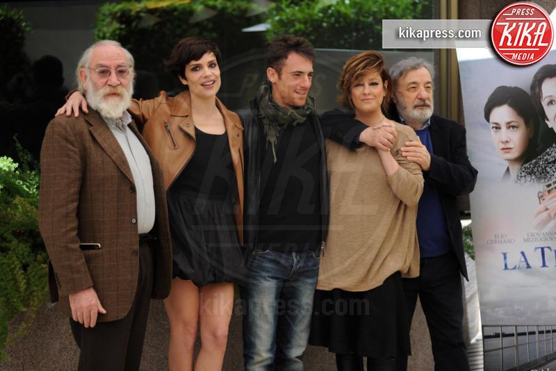 Il Cast - Roma - 20-04-2017 - La tenerezza: svetta il trio Ramazzotti-Germano-Mezzogiorno