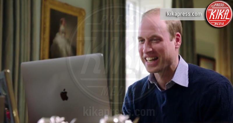 Principe William - Londra - 20-04-2017 - Lady Gaga in chat con il principe William. Ecco perché